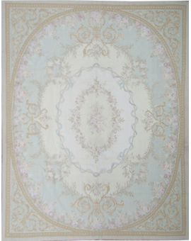 Renaissance Aubusson 133 Rose
