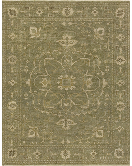 Antique Sultanabad S-201 Light Green
