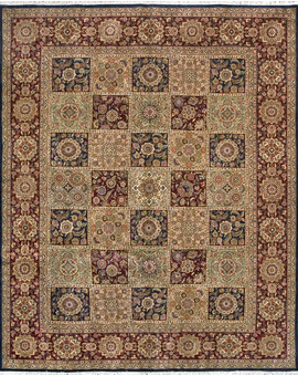 Manchuria Collection 4013 shapur con Multi