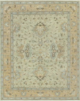 Neo Villa Damask A-411 Light Blue
