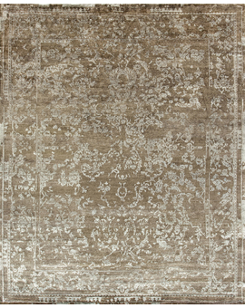Neo Villa Damask Crown - 7a Brown