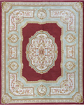 Renaissance Pile Aubuson Multi