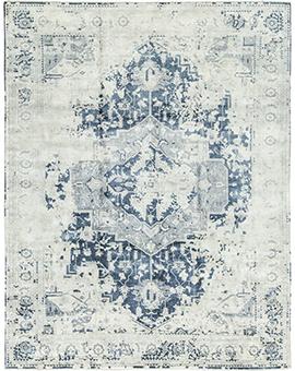 Neo Villa Damask B-1191 Blue