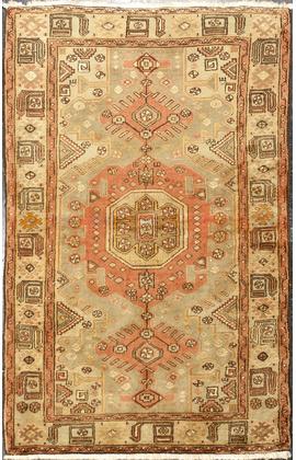 Vintage Persian Hamadan Rug Circa 1940