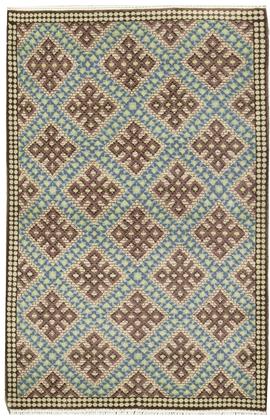 Vintage Romanian Rug.