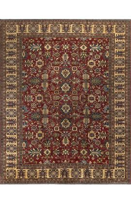 A Fine Kazak .Red/Multi Colors