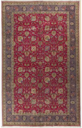 Vintage Persian Tabriz Rug Circa 1940