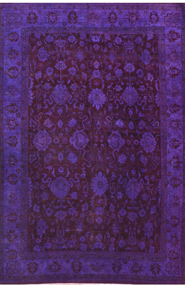 Overdyed Rug Collection-450472