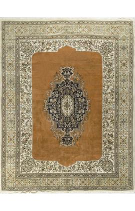 Vintage Persian Tabriz Rug Circa 1930
