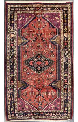 Antique Persian Hamadan Circa 1900
