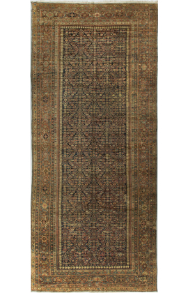 Vintage Persian Feraghan Rug. Circa 1930