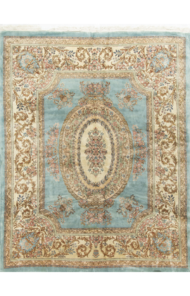Antique Persian Kirman Circa 1900