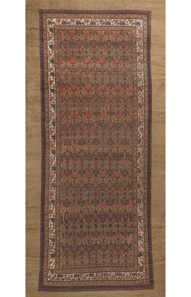 Antique Persian Camel Hair Circa 1900