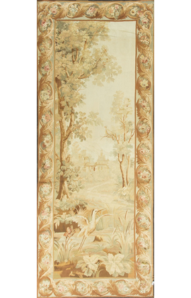 An Aubusson circa 1850 Tapestry.