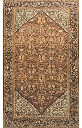 Antique Persian Fereghan Circa 1900