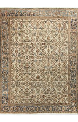 Antique Persian Ziegler Circa 1900