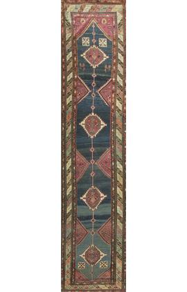 Antique Persian Meshkin Circa 1900