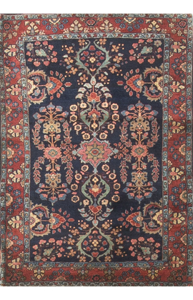 Antique Persian Sarouk Circa 1890