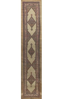 Vintage Persian Camel Hair Circa 1930