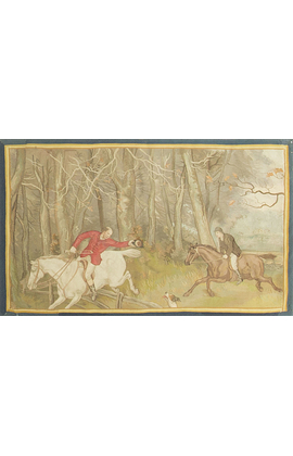 A French circa 1900 Tapestry.