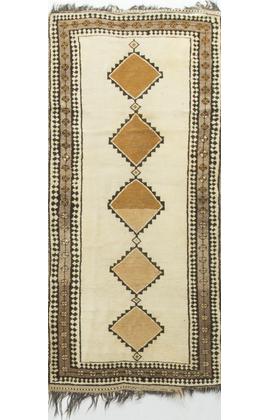 Vintage Persian Gabbeh Circa 1950