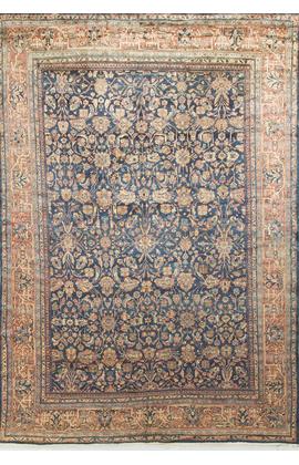 Antique Persian Ziegler Circa 1890