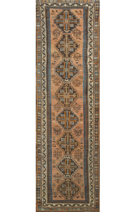 Vintage Persian Hamadan Circa 1920