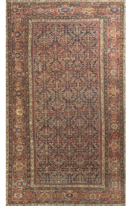 Antique Persian Fereghan Circa 1890