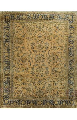 Vintage Persian Sarouk Circa 1920