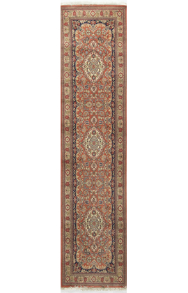 Antique Persian Tabriz Circa 1900