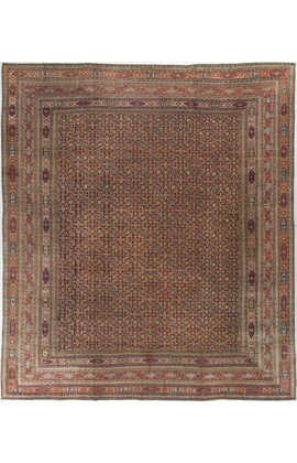 Antique Persian Khorassan Rug.Circa 1900