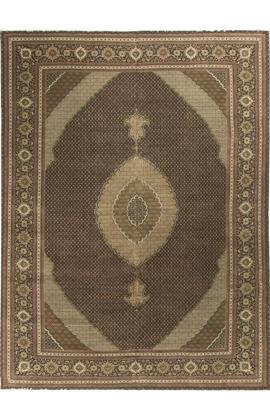 Vintage Persian Tabriz Circa 1950