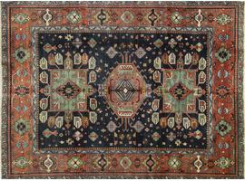 Antique Serapi Collection