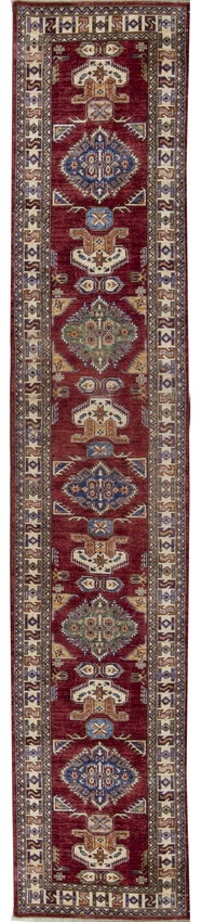 Kazak Select KAZAK Red / Beige