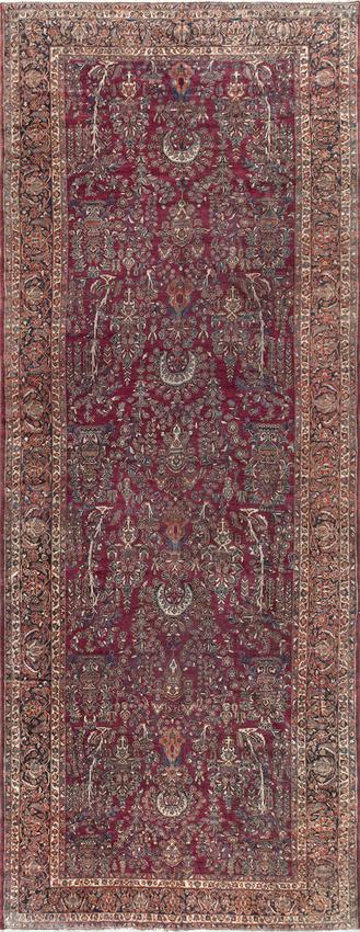 Vintage Fine Persian Sarouk  Circa 1920.