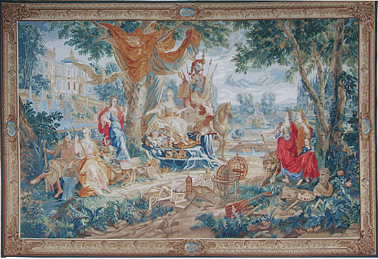 Recreation of a Classic Tapestry