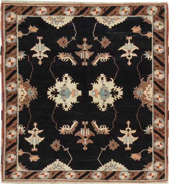 Zabrof 1841 Ziegler Black / Brown