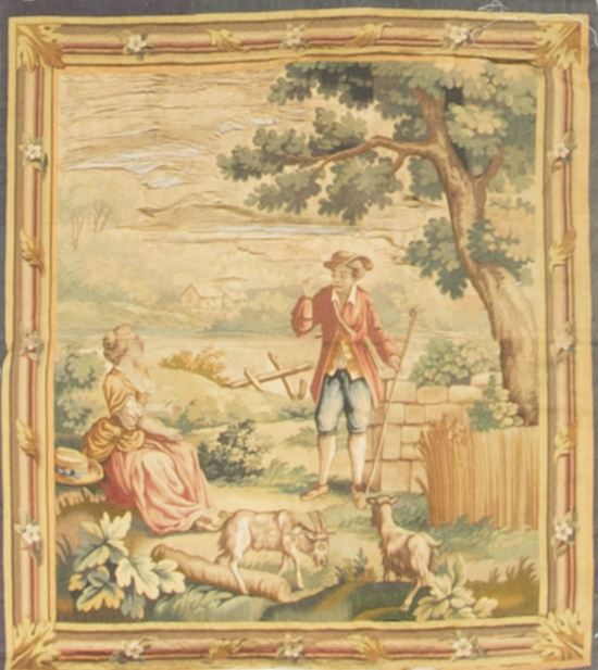 A French Early 19th Century Tapestry