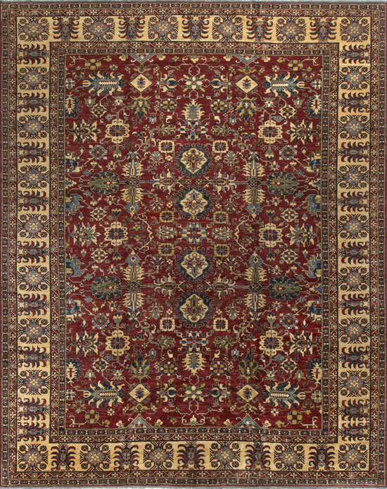 A Fine Kazak .Red/Multi Colors