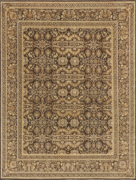 Signature Sultanabad N-226 Brown Brown