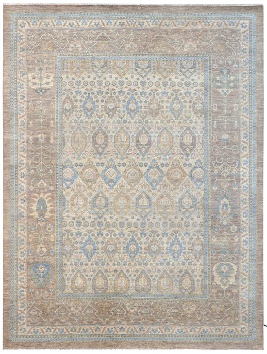 Turkestan TR283  Beige / Brown