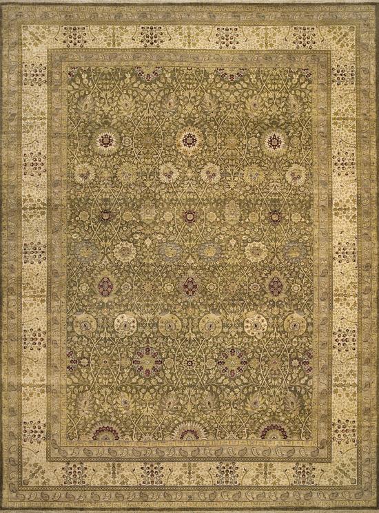 Lamani Collection 5027 kirman con Brown