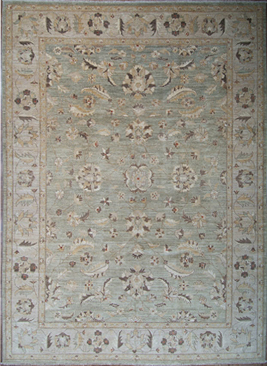 Sultanabad.Light Grey/Beige