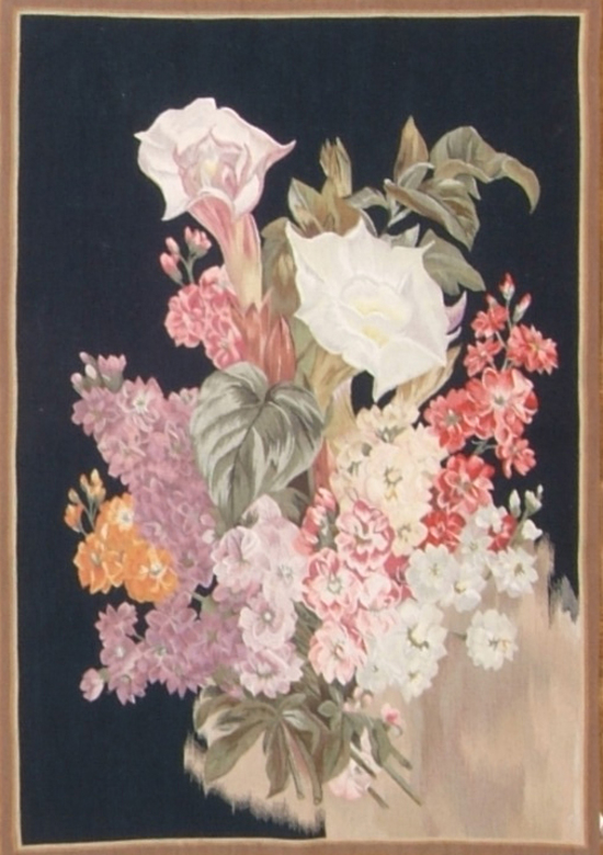 Floral Tapestry Panel