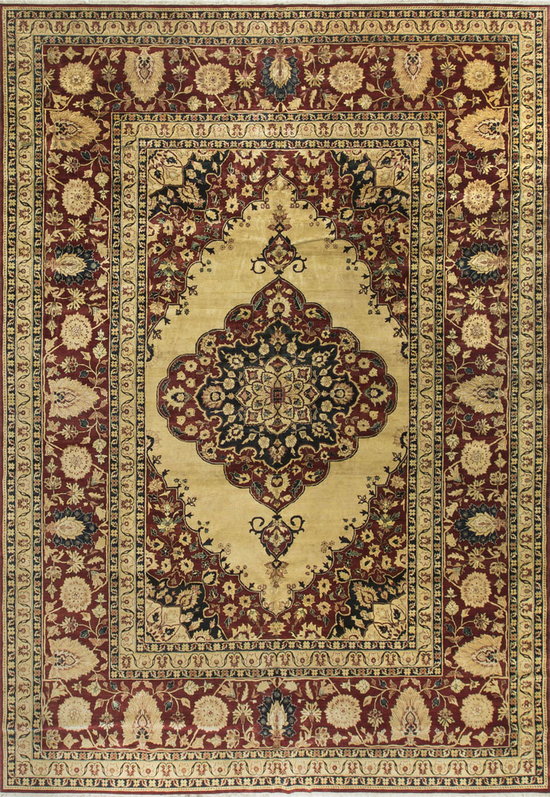Sona Tabriz  Gold/Red