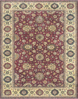 Manchuria Collection 4004 ahar Red