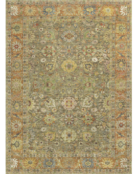 Antique Sultanabad Sul-20 con Brown