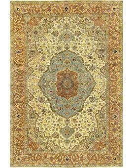 Bakshahesh Collection Fine heriz 01 con Ivory