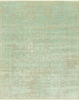Brookhaven Collection Dc-101 Silveri/Aqua