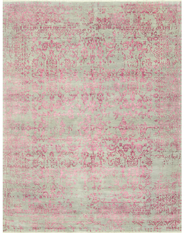 Brookhaven Collection Dc-102 Silver Pink